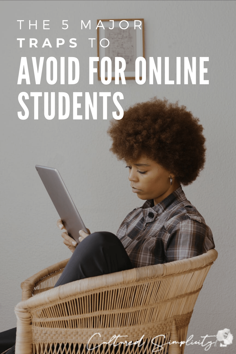 The 5 Major Traps to Avoid as an Online Student