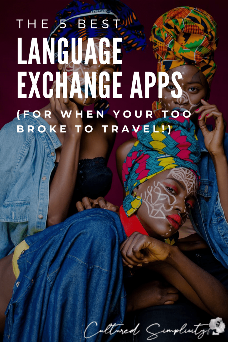 The 5 best language exchange apps to use when you're too broke to travel