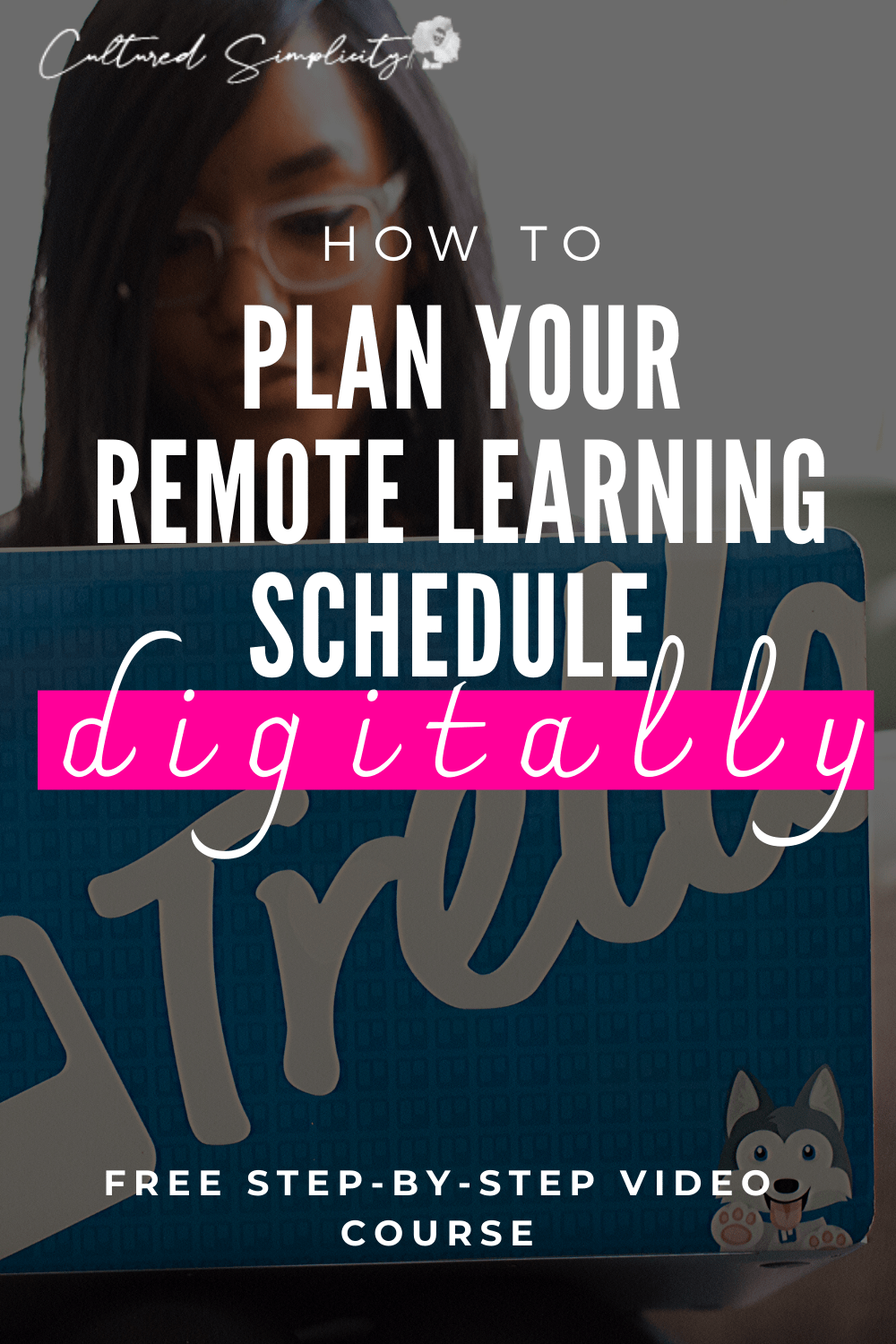 How to use Trello for Remote learning & Personal Project Management! | Free step by step video course