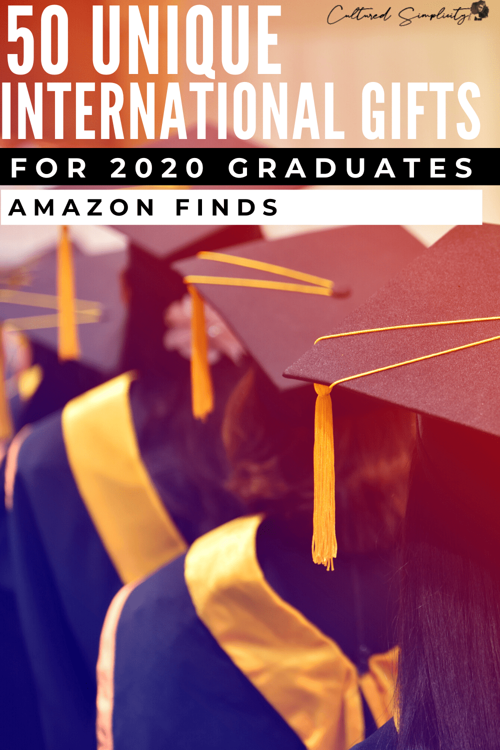 50 Unique International Gifts for 2020 graduates | Amazon Finds