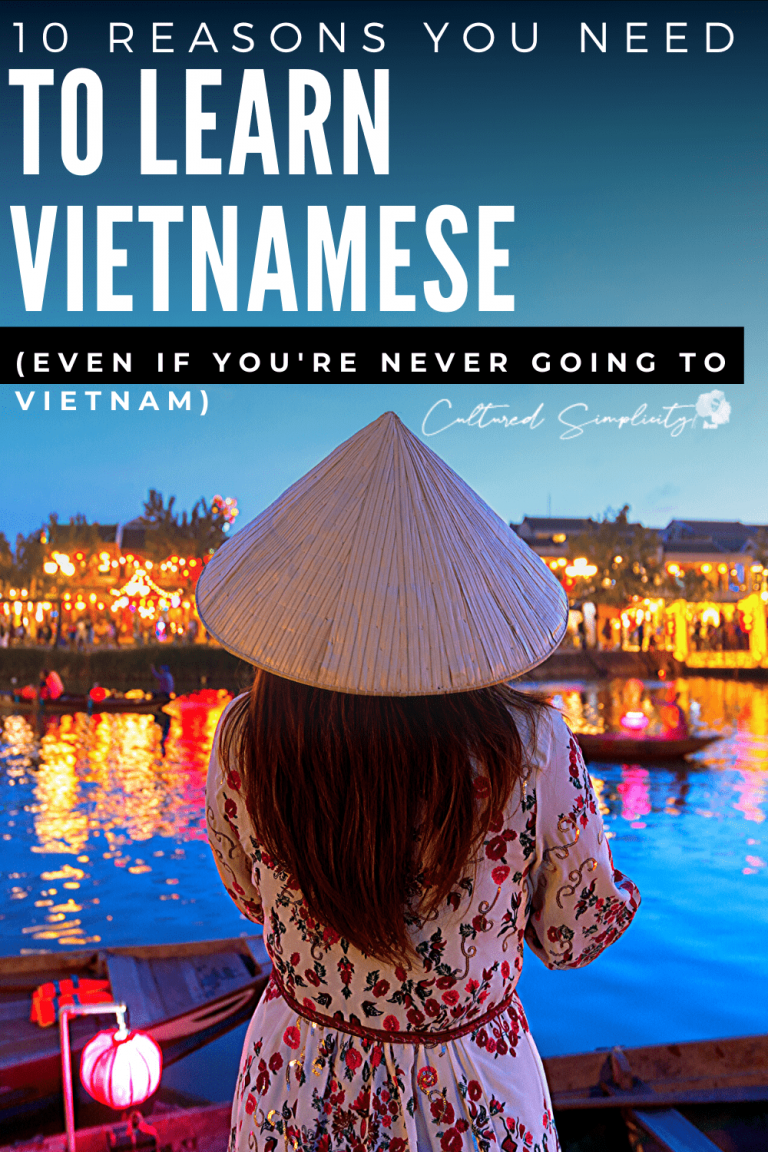 10 legit reasons why you should learn Vietnamese