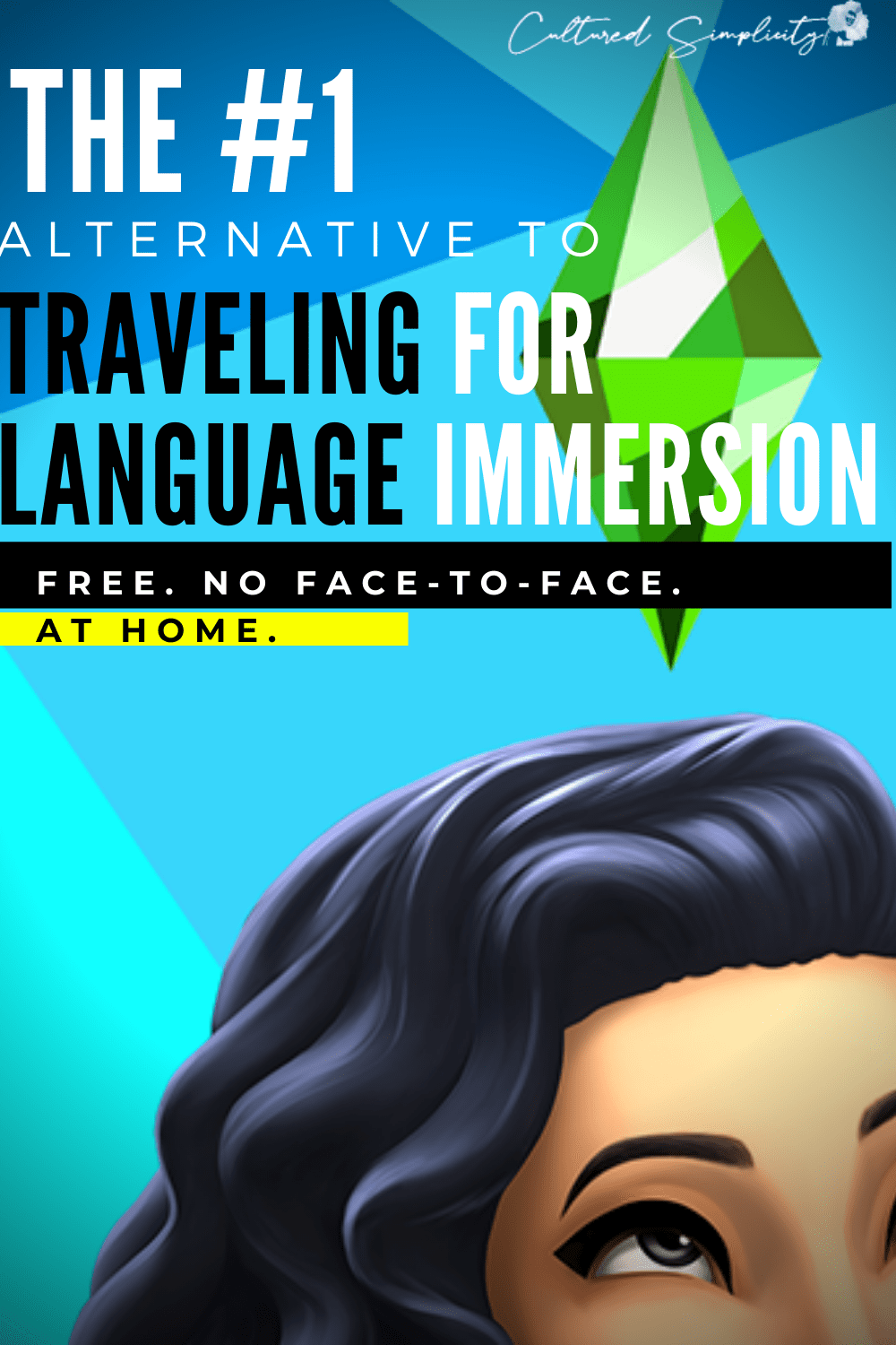 The best alternative to traveling for language immersion
