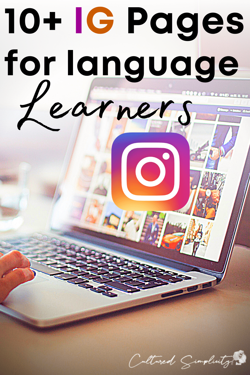 10+ Instagram Pages that actually get what language learning is all about