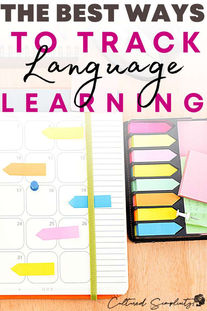 The best ways to track language learning progress