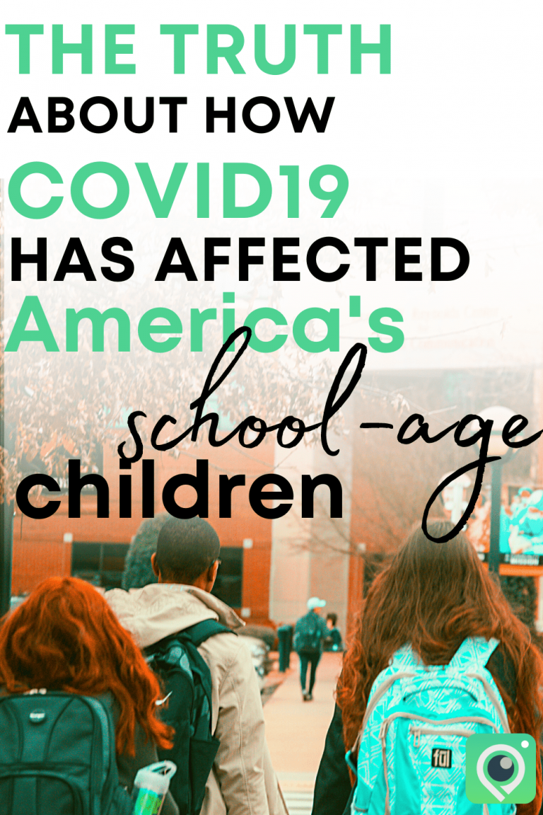 The truth about Covid19 and America's Teenage Students