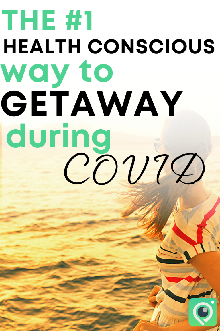 The #1 social distancing friendly way to travel & getaway