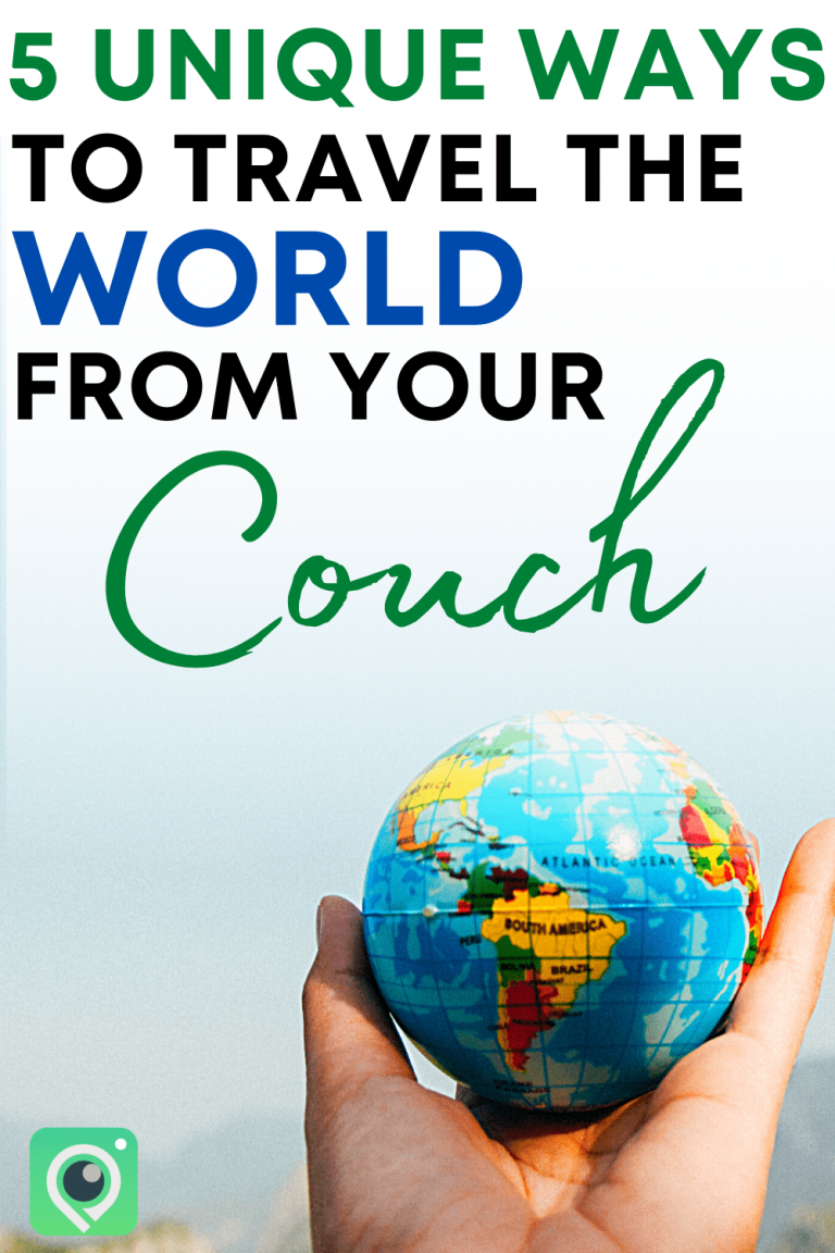 How to travel the world from your couch during COVID19