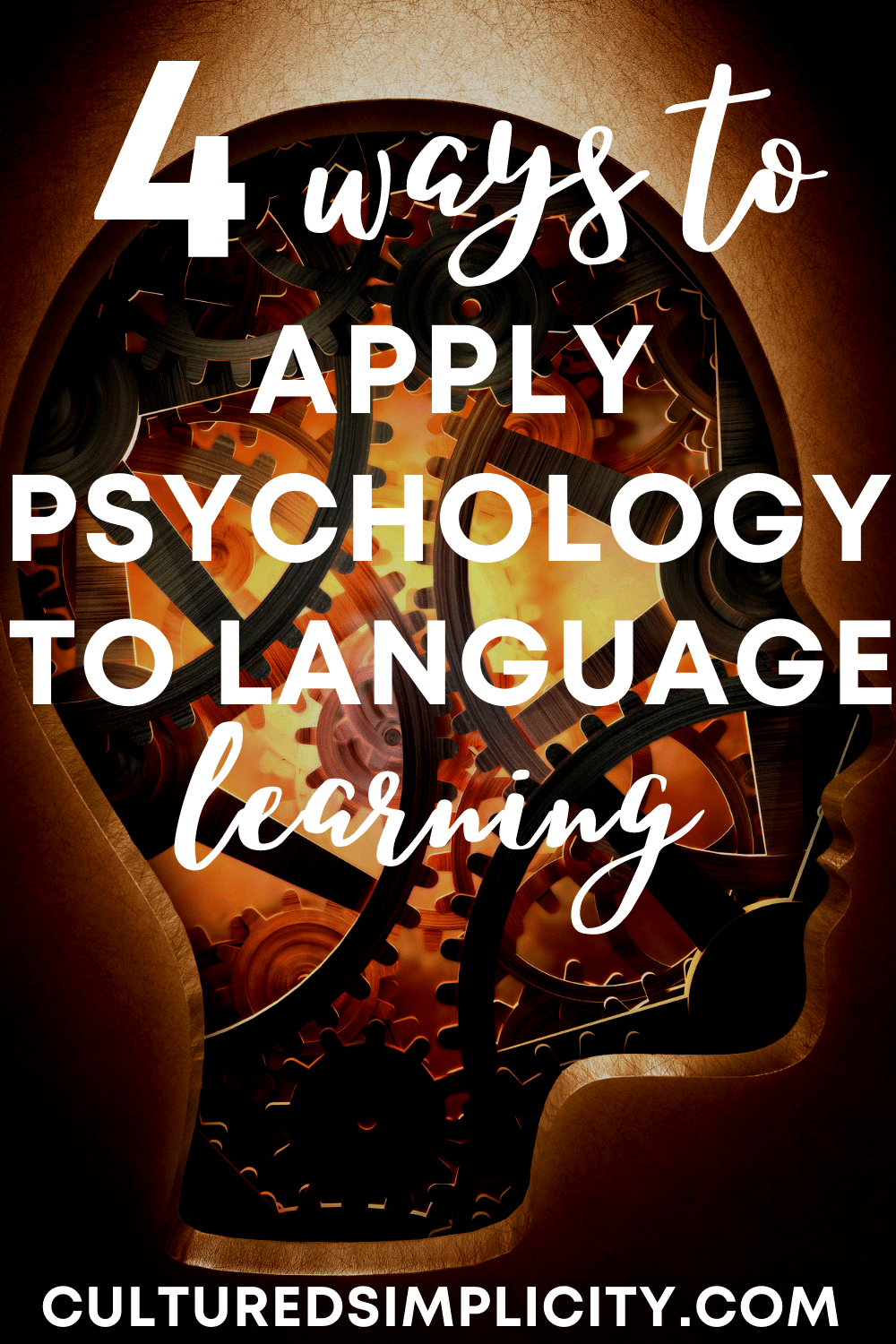 4 ways to apply Memory Psychology to Language Learning