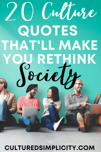 culture quotes for language learning