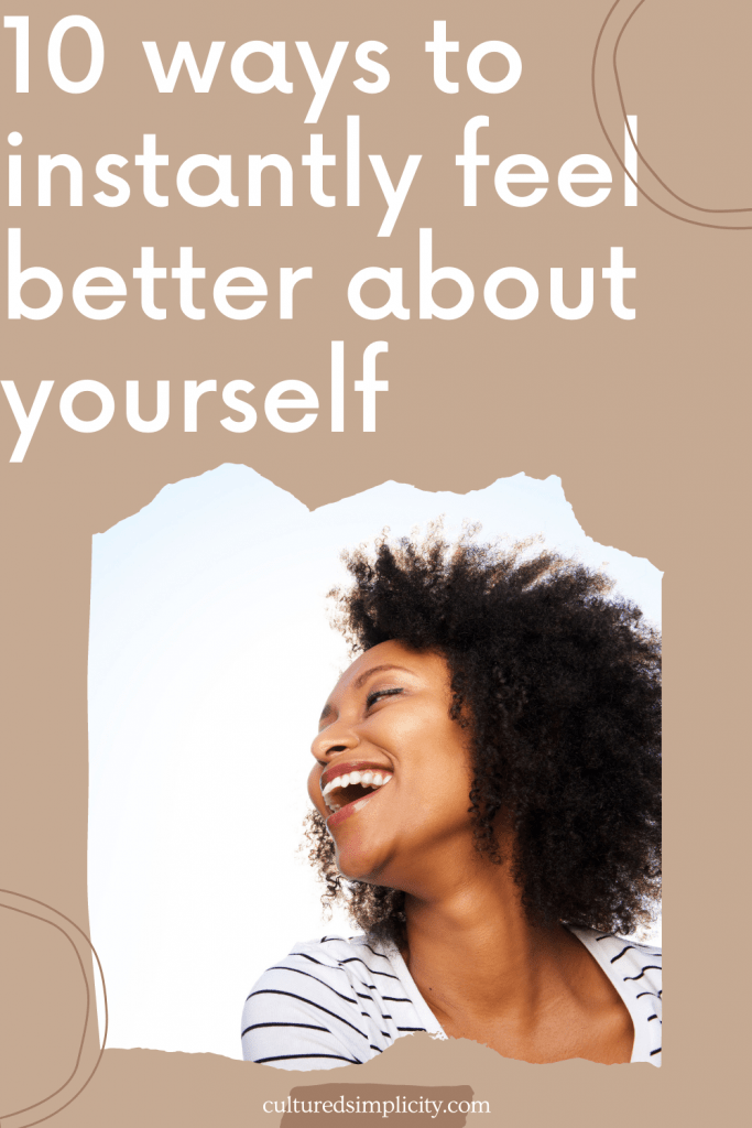 10 ways to instantly boost your self confidence