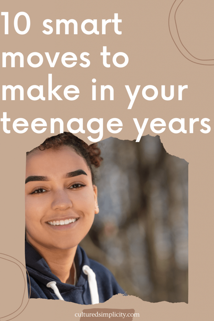10 smart things every teenager should do